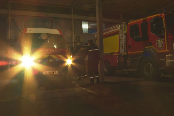 Avec le confinement, les pompiers de Faa'a soufflent un peu
