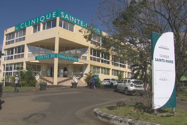 clinique Sainte-Marie