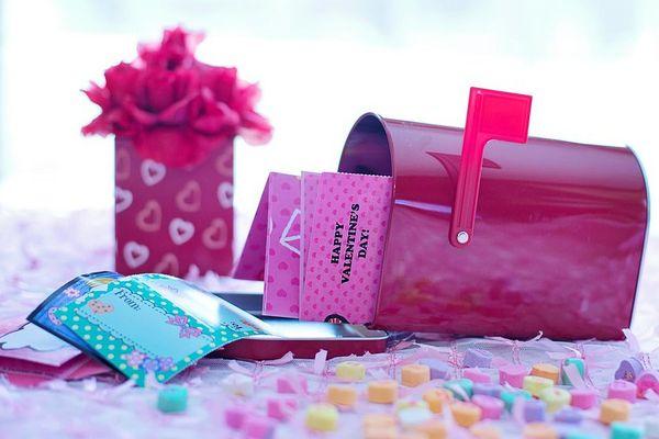 Lettre amour / Saint Valentin