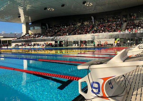 JIOI 2019 Natation J2 finales piscine complexe cote d'or 190719