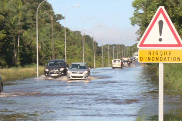 Inondations Saint Laurent