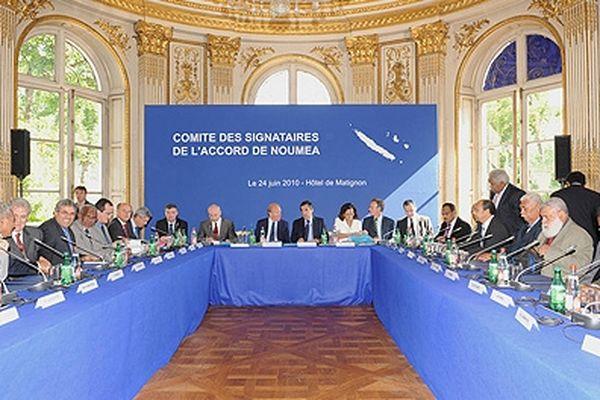 Le comité des signataires de juin 2010