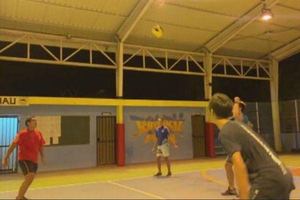 Volley Bora Bora