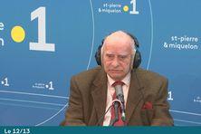 Jean Lebailly, ancien directeur de la société interpêche a vécu les débats sur le contentieux franco-canadien de la pêche à la morue.
