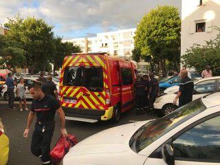 Drame Jumbo Chaudron intervention des pompiers