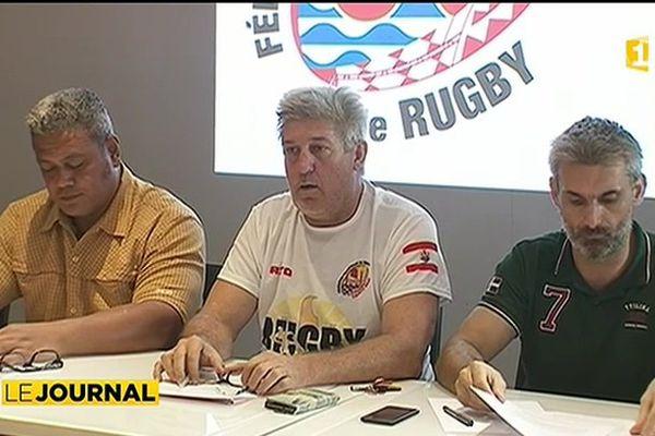 Vainqueurs des Océania, les rugbymen risquent d' être destitués sur tapis vert