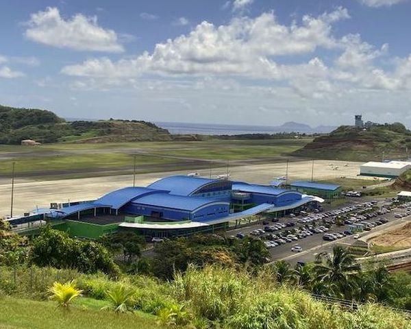 Saint-Vincent et les Grenadines aéroport