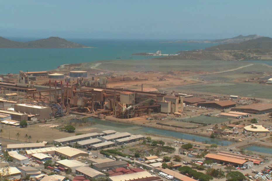 Un projet de centrale à hydrogène pour la SLN - Nouvelle-Calédonie la 1ère