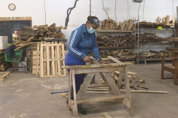 Atelier collaboratif de bricolage à Rémire-Montjoly