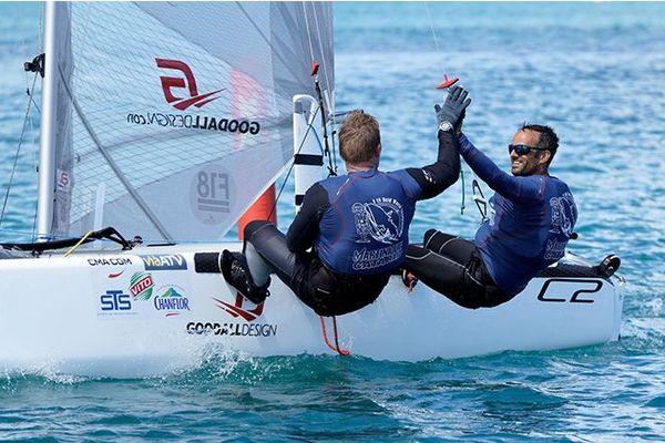 Martinique Cata Raid 3 étape