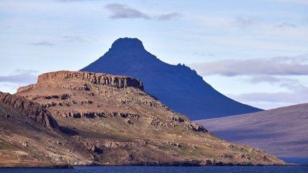 paysage de l'archipel des Kerguelen