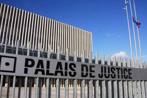 Palais de Justice de Caen