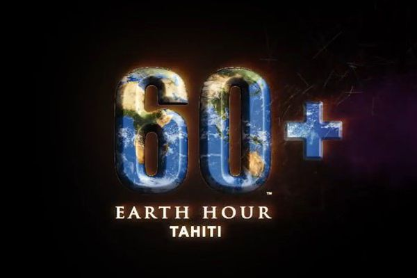 Tahiti Earth Hour 2016