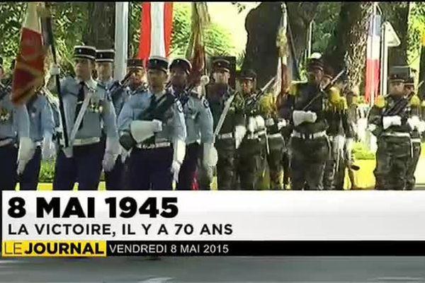 8 Mai 1945 : la commémoration