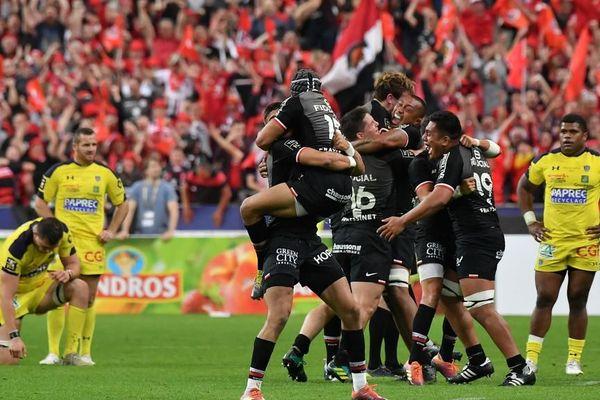 Rugby : Toulouse remporte la finale du Top 14 face à Clermont