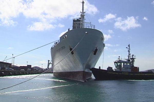 Port autonome de Nouméa
