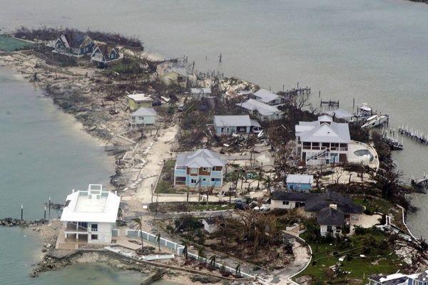 Les Bahamas, après le passage de l'ouragan Dorian