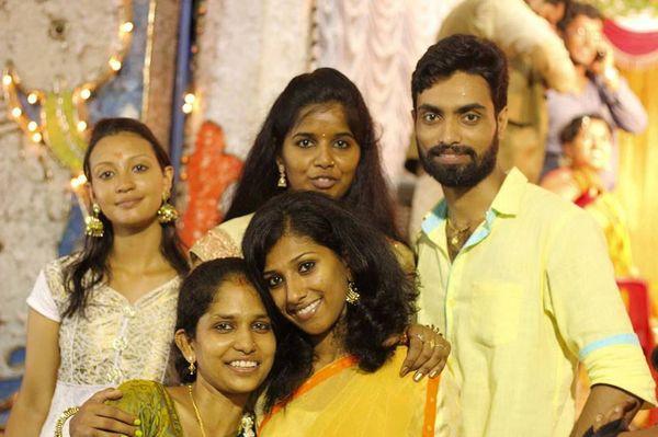 Maëva a effectué un stage de six mois à Bangalore, en Inde