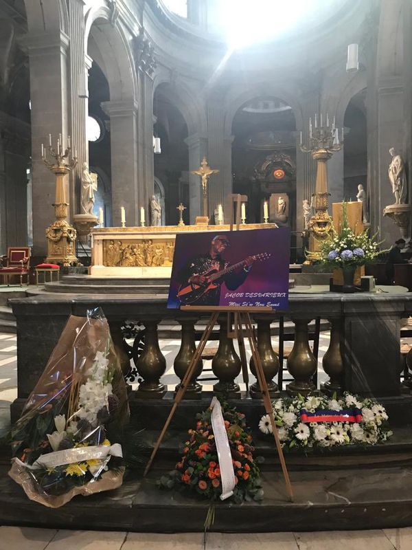 Messe Jacob Desvarieux Paris