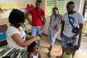 Les pères divorcés en apprentissage avec l'association des papas de la Martinique