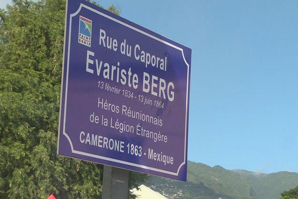 Caporal Évariste Berg