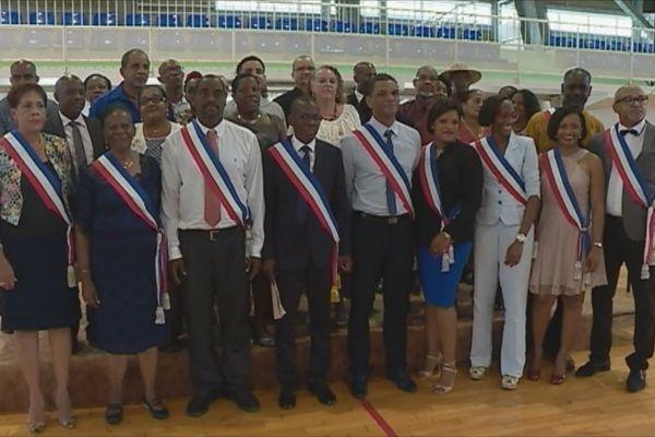 conseil municipal Sainte-Marie