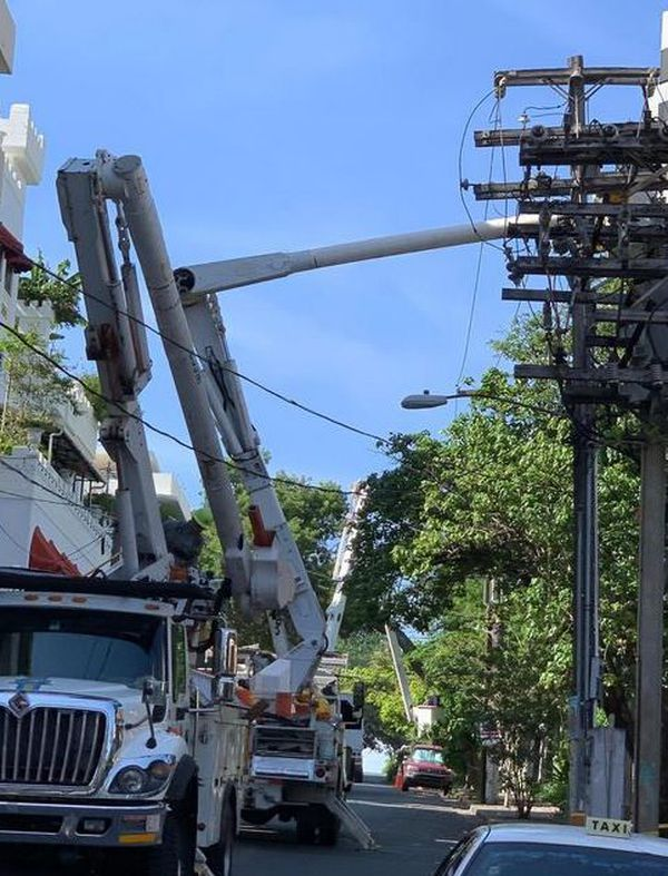 Porto Rico electricité