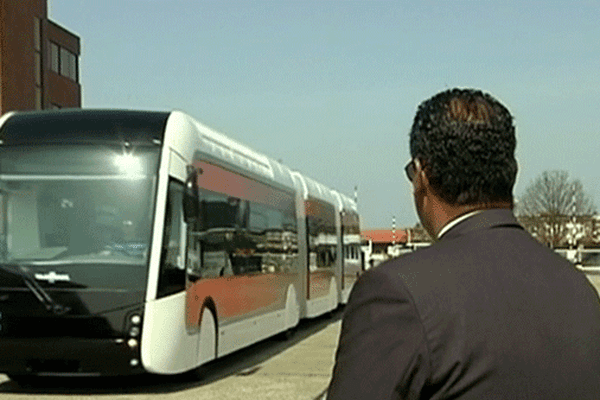 Livraison Bus TCSP