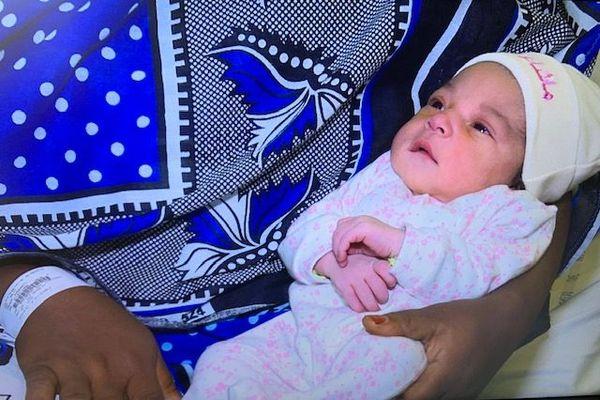 premier bébé