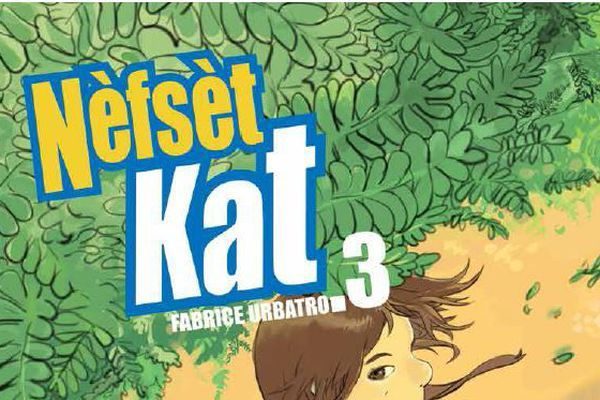 couverture Tome 3 Néfsèt Kat