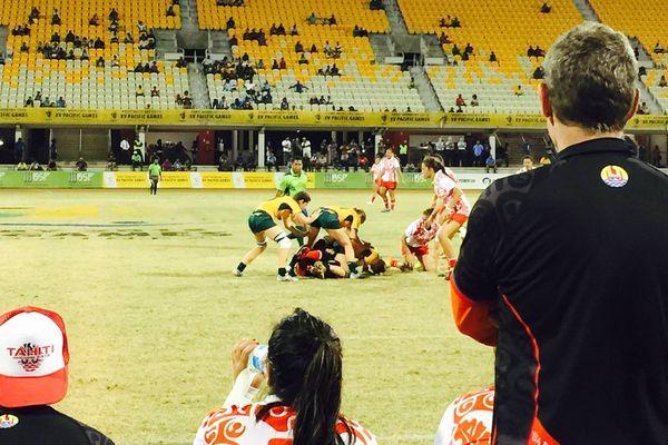 Rugby à 7 - Tahiti - PNG 2015