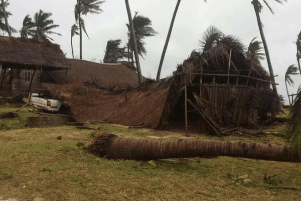 Mozambique dégâts