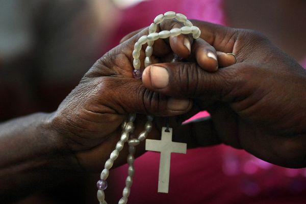 Religion prière Haïti