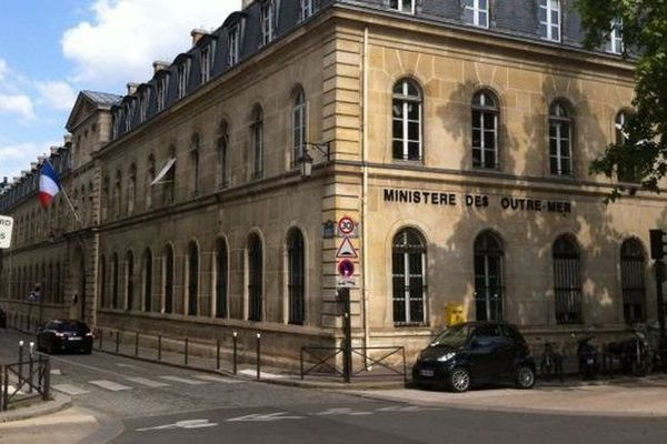 Ministère des Outremer