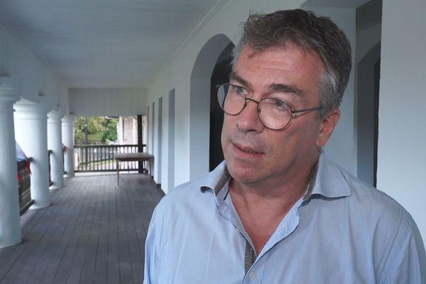 Frédéric Tronel, directeur du BRGM