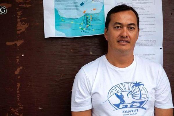 Max Wasna, Billabong Pro Tahiti 2015