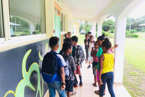 Ecole de Tiéti Poindimié