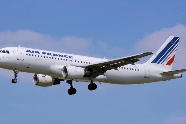 A 320 Air France