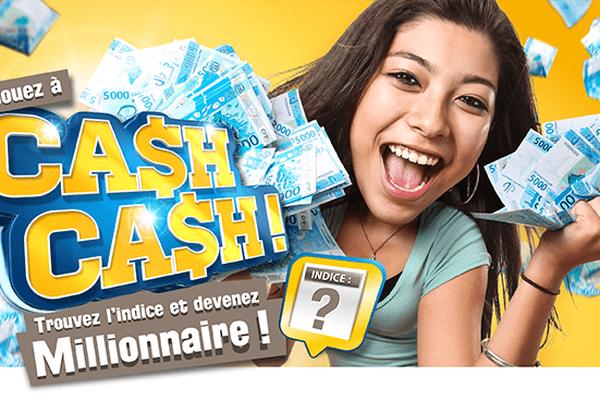 Cash cash (logo 660)
