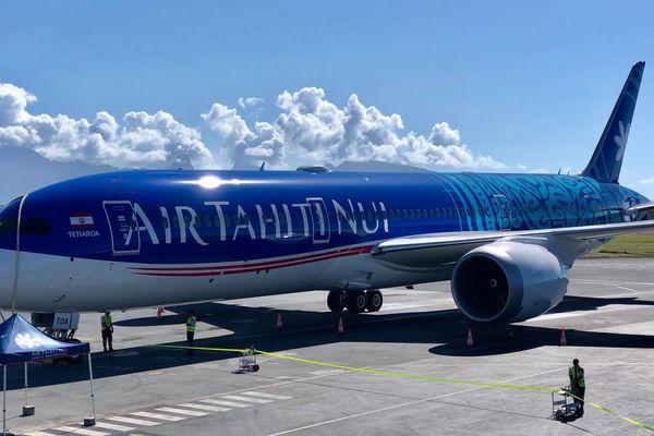 4e Dreamliner d'Air Tahiti Nui