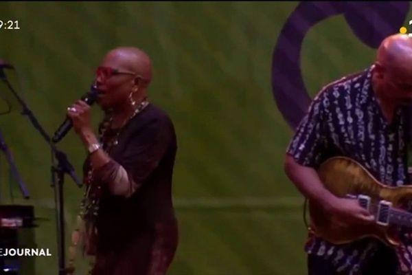 Dee Dee Bridgewater, tête d'affiche du festival soul and jazz de Tahiti