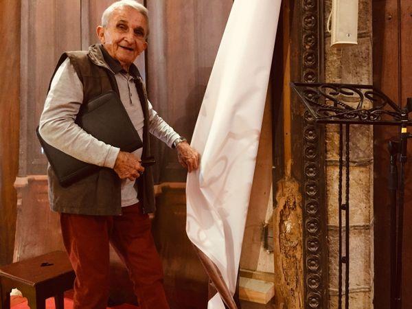 Serge Chaubet. Cathédrale Nouméa