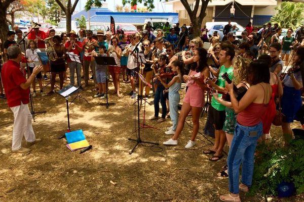 Mobilisation Conservatoire de musique AFMI