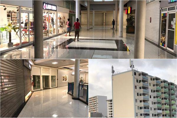 Galerie commerciale / Batelière / cité