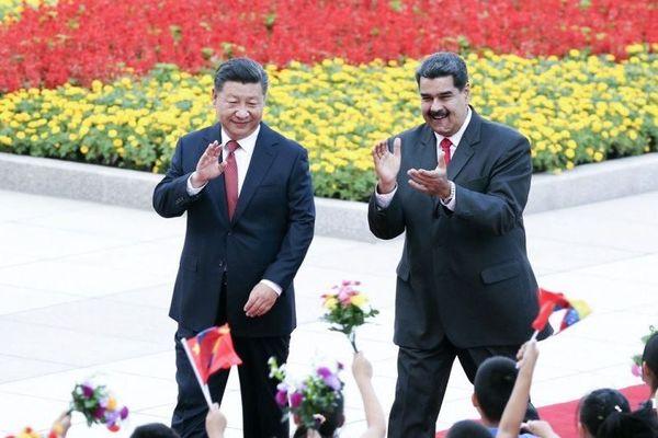 La Chine vole au secours du Venezuela avec un prêt de 5 milliards de dollar