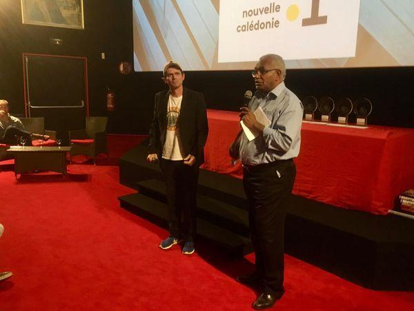 Palmarès du festival du cinéma de La Foa 2020 : Anthony Pedulla pour Cyriaque