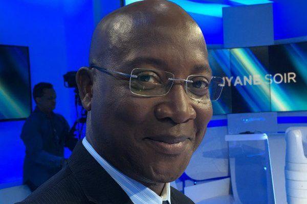 Gabriel Serville, député de Guyane.