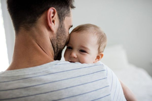 Fathers and babies 2