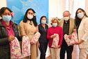 Des centaines de savates offertes aux associations polynésiennes de métropole