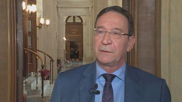 Philippe Gomès à Paris, janvier 2020